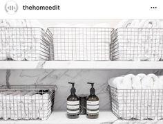 Decor, Shelves, Bath, Home Decor, Toilet Paper, Storage Baskets, Wire Basket Storage, Storage