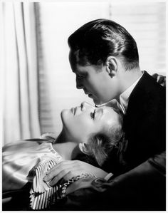 By George Hurrell – Joan Crawford and Franchot Tone 31/33