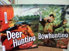 Deer Hunting and Bowhunting!