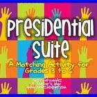 This is a fun-filled activity for your students especially on Presidents' Day. They will match Presidents to Nickname and they will learn the reaso...