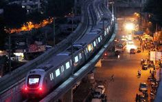 Mumbai Metro on tracks from today amidst row - read complete story click here... http://www.thehansindia.com/posts/index/2014-06-08/Mumbai-Metro-on-tracks-from-today-amidst-row-97843