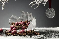 LALIQUE - COMPIEGNE Bowl & CHÊNE, Christmas Ornament 2016