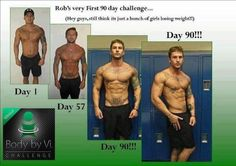 90 Day Challenge!!!