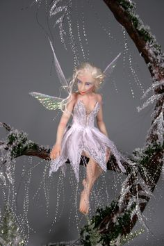 Enchanted Forest - One-Of-A-Kind Doll by Tanya Abaimova. Picture #0