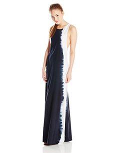 Volcom Junior's Sidewinder Tie Die Maxi Dress, Black Combo, Large Volcom http://www.amazon.com/dp/B00OAND6PO/ref=cm_sw_r_pi_dp_cdjLvb0J14P4G
