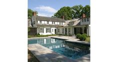 Beautiful In-Ground Pool with Lovely Landscaping