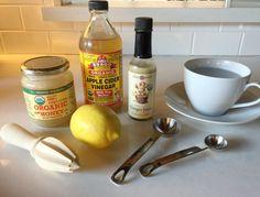 My Apple Pie Detox Tea is so delicious + HEALTHY!
