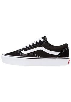 Vans OLD SKOOL LITE - Sneaker low - black/white für 84,95 € (10.04.17) versandkostenfrei bei Zalando bestellen.