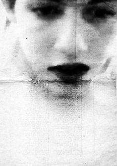 Schwarz-Weiß-Fotografie .