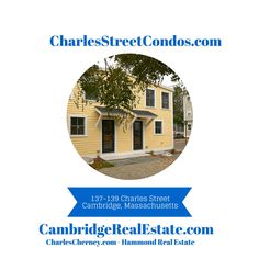 137 and 139 Charles Street - two renovated residences in East Cambridge - Visit http://blog.charlescherney.com/2014/10/14/137-139-charles-street-cambridge-ma/