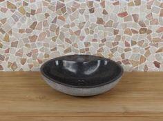 Waschschale aus Marmor, 1 Hahnloch, BE-4008 BB