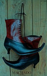 witch shoes.