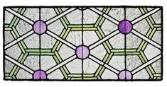 very rare chicago stock exchange building board of trade room art glass skylight panel