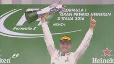 Nico Rosberg #ItalianGP #F1 2016
