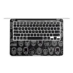Ironman 2 für DesignSkins® (glänzend) für Apple MacBook Air 13 mid 2013 von DeinDesign™