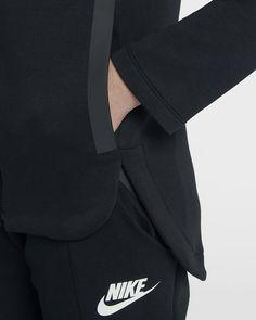 Nike Sportswear Tech Fleece Older Kids' (Girls') Hoodie