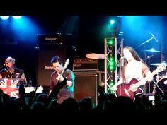 Faithless ' Live ' Tyketto Firefest Rock City 19 October 2012.