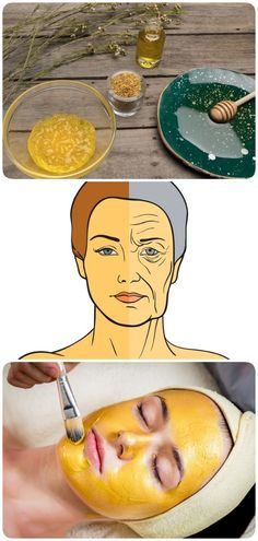 Самодельная золотая маска обменяет ваши 50 лет на 35 Beauty Zone, Diy Face Mask, Take Care Of Yourself, Face And Body, Health Tips, Beauty Hacks, Hair Beauty, Skin Care, Fruit