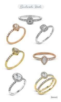 Wedding  Spring 2017 Jewelry Trends Youll Love  Featuring Simon G.