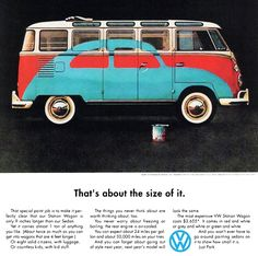"""Farewell to the Volkswagen Bus"" 