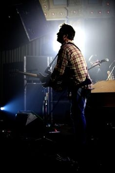 """Isaac of Modest Mouse... the creators of one my my favorite songs of all time, """"Ocean Breathes Salty"""""""