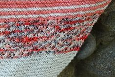 Ravelry: Sunday Biscuit Shawl pattern by Rhonda Craven