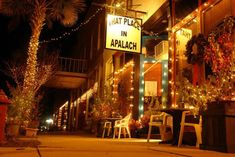 Apalachicola is one of the cheapest places to live in FL Places In Florida, Moving To Florida, Florida Beaches, Panhandle Florida, Florida City, Cheapest Places To Live, Places To Travel, Places To Go, Low Cost Flights