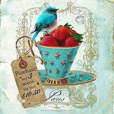Pastelitos / Cupcakes | Láminas y láminas