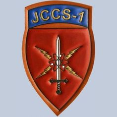 Buy JCCS 1 Leather patch FlightJacket.com