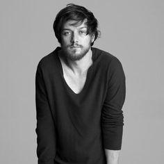 James McAvoy ~ Nylon Magazine Outtakes