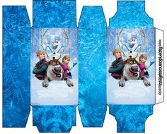 Caixa Sabonete Frozen Disney - Uma Aventura Congelante:  http://fazendoanossafesta.com.br/2014/01/frozendisney-umaaventuracongelante.html/frozen-disney-uma-aventura-congelante-25/#main