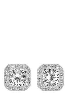 Diamond Style Ohrstecker, Swarovski-Kristall, silbern Jetzt bestellen unter: https://mode.ladendirekt.de/damen/schmuck/ohrringe/ohrstecker/?uid=c372299a-754c-58d7-9741-38029724a29e&utm_source=pinterest&utm_medium=pin&utm_campaign=boards #schmuck #ohrringe #ohrstecker #bekleidung Bild Quelle: brands4friends.de