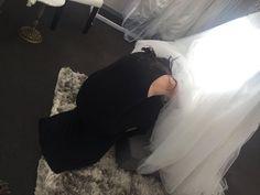 The things we do...  #bride #wedding  #dress     www.lealiabridalstudio.co.za Tulle, Bride, Wedding Dresses, Skirts, Fashion, Wedding Bride, Bride Dresses, Moda, Skirt