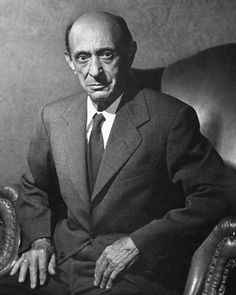 Arnold Schoenberg (1874 - 1951) was one of the founders of musical Modernism, an incredibly influential figure from the early twentieth century to at least twenty-five years after his death – with Stravinsky, one of the two most influential composers of his time.
