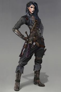 Image result for grimalkin the witch assassin