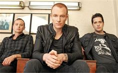 Max Collins has a fantastic voice.... so glad this pop punk band from California, Eve 6, got back together again.