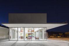 Centro de Artes - Fotografia de Fernando Guerra