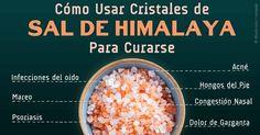 Su piel es un órgano excretor que refleja el estado de sus intestinos. Cuando toma un baño de agua salada, las sales minerales penetran la piel en forma de iones.  http://articulos.mercola.com/sitios/articulos/archivo/2016/01/19/como-usar-la-sal-del-himalaya-para-la-curacion.aspx