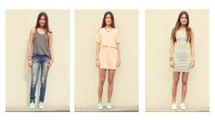 Lookbook Main Spring 2014: BlendShe   Spring fashion woman