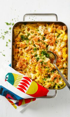 Mac and cheese Food N, Good Food, Food And Drink, Vegetable Recipes, Vegetarian Recipes, Healthy Recipes, Healthy Food, Vegan Foods, I Foods