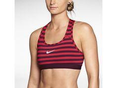 Nike Pro Classic Stripe Women's Sports Bra