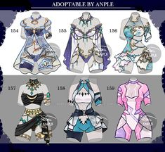 Clothing Sketches, Dress Sketches, Drawing Anime Clothes, Hero Costumes, Fashion Design Drawings, Character Outfits, Anime Outfits, Costume Design, Designs To Draw