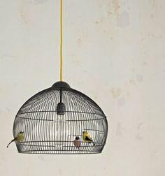 <3 ~ oh such vintage bird cage fun