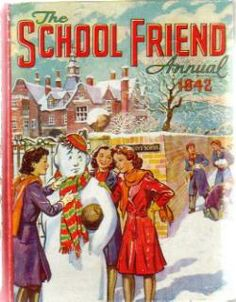 The School Friend Annual Gallery 1942