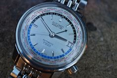 Seiko 6217-7000 World Time GMT Tokyo Olympic Games Automatic Gents Watch…