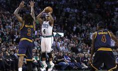 Celtics resisten ante el triple-doble de LeBron