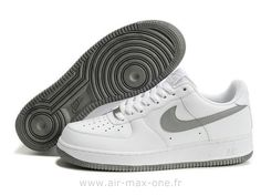 nike air force blanche fille