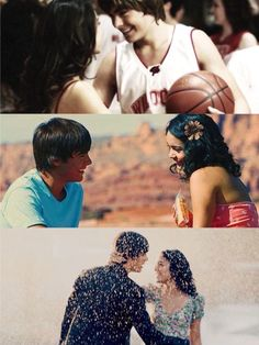 Troy and Gabriella❤️ this set such high expectations for my boyfriends