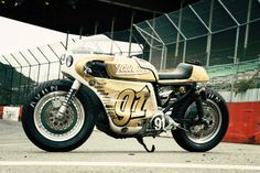 Icon 1000 Harley Sportster - Iron Lung