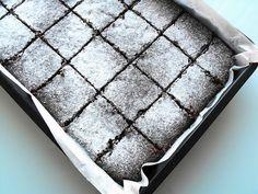 Brownies de beterraba
